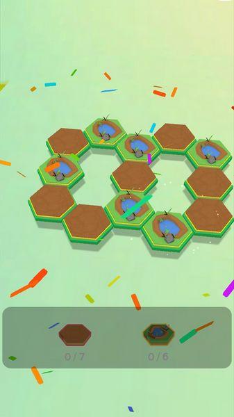 六边形填充最新版
